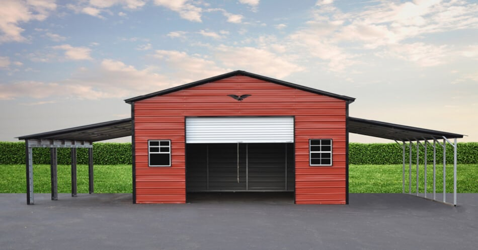 How To Extend A Metal Carport The Right Way Certified Carports And Metal Buildings